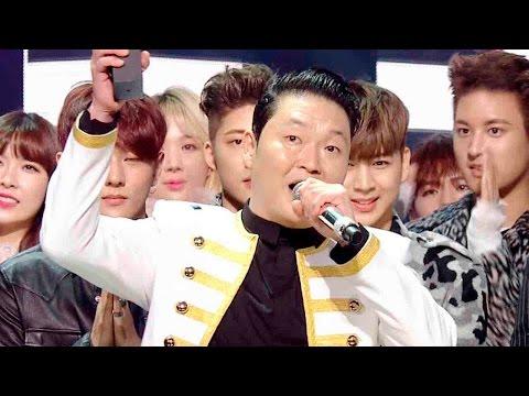 《Inkigayo WIN》 인기가요 1위 발표|PSY (싸이) - DADDY(대디) 20151213