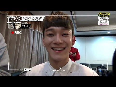 [ENG SUB] 140509 EXO XOXO Ep 1 Cute Chen's Interview CUT