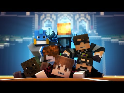 Minecraft Animation: Team Crafted - Smashpipe Games