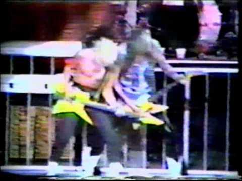 W.A.S.P. LIVE TORONTO 1987 SEX DRIVE