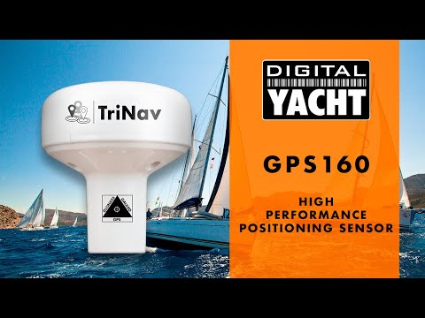 GPS160 - A high performance positioning sensor - Digital Yacht