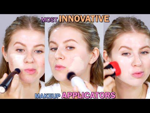 Innovative Makeup Applicators