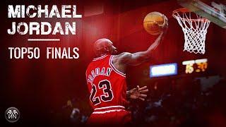 MICHAEL JORDAN TOP50 FINALS