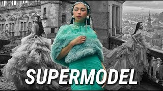 12 TIMES MAYMAY ENTRATA PROVED SHE'S A SUPERMODEL