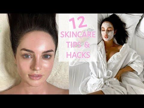 Skincare Tips, Tricks & Hacks: Improve your Routine! Chloe Morello