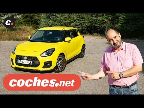 Suzuki Swift Sport 2018 | Prueba / Test / Review en español | coches.net