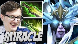 Liquid.Miracle Drow Ranger - Midlaner Dota 2 7.21