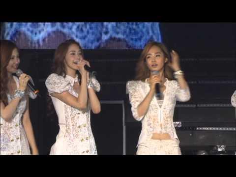 [DVD] SNSD - Self Introduction @ 2011 Girls Generation Tour