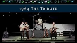1964 The Tribute  ---  [ Beatles ---  full concert ]