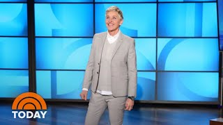Ellen DeGeneres Opens Up About Alleged Sexual Abuse As A Teen | TODAY