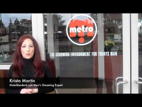 Krista Martin - MaleStandard.com Men's Grooming Expert