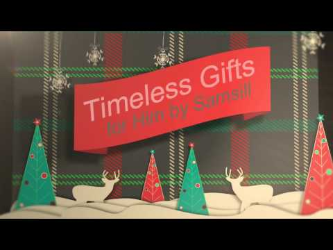 Timeless Gifts for Men