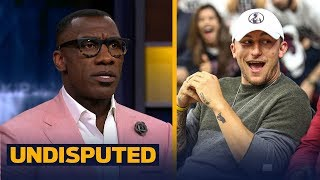 Shannon Sharpe on why Johnny Manziel's CFL signing was a good move | NFL | UNDISPUTED