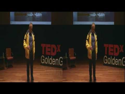 Passion Trumps Fear: Larry Jacobson at TEDxGoldenGatePark (3D)