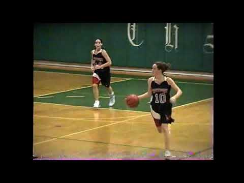 Chazy - Westport Girls  12-19-03
