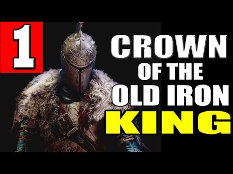 Dark souls 2 Crown Of The Old Iron King Walkthrough part 1 [HD]