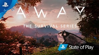 AWAY: The Survival Series - Announce Trailer