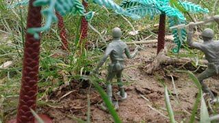 Tobacco Road | Vietnam War Stopmotion short