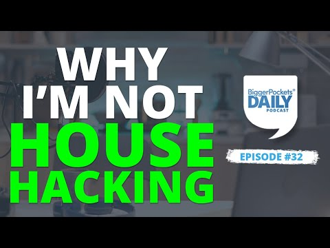 Why I'm Not House Hacking (& the Strategy That Will Cover More of My Rent) | Daily #33