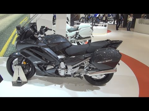 @Yamaha FJR1300 (2017) Exterior and Interior in 3D