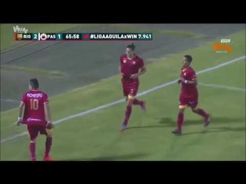 Rionegro Aguilas vs Deportivo Pasto
