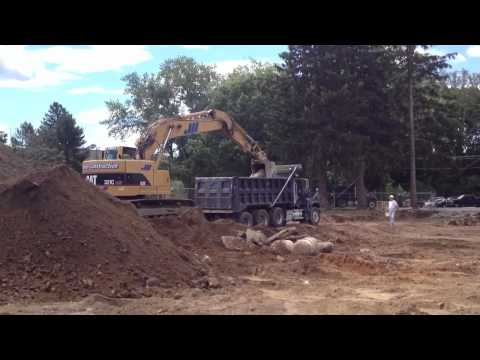 Pingree School Septic System in Hamilton MA