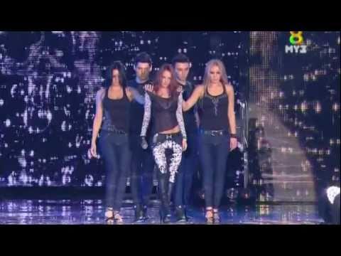 Максим - Дождь  ( Live )   ( HD )
