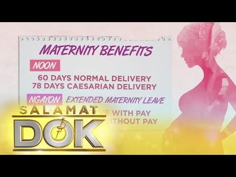 Qualification and benefits of the new Maternity Act | Salamat Dok