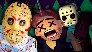 JASON HAS RETURNED TO KILL EVERYONE (Friday the 13th Killer Puzzle)