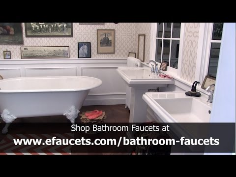 How to Buy a Bathroom Faucet - eFaucets.com