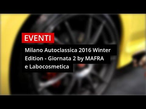 MA-FRA a Milano AutoClassica - Secondo Giorno.