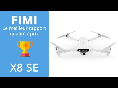 video FIMI X8 SE 2020 – Nouvelle version