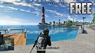 12 Best Free Battle Royale Games for PC ft Gameplay