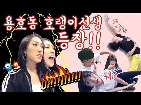 [ 한국저작권위원회 ] 용호동 호랭이선생 등장! feat. JaneKim
