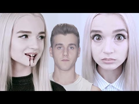 Reacting To Poppy (Creepiest Channel On YouTube)