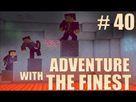 Minecraft Adventure With The Finest - Ep. 40 - Chicken Cakes! - Smashpipe Games
