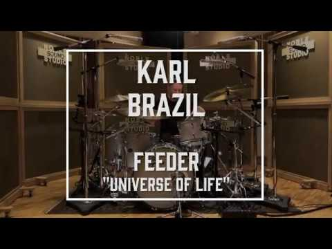 Karl Brazil Performs Universe Of Life