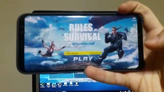 Rules of Survival Bilgisayar  Sürümü - Bedava PUBG Oyunu[English Subtitles]