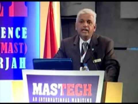 Uday Moorthi, MD, Quest Marine LLC at the MASTECH 2011.