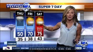 Thursday Super 7-Day forecast