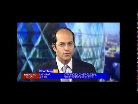 Ashraf Laidi on Bloomberg TV - May 15, 2014 Chart