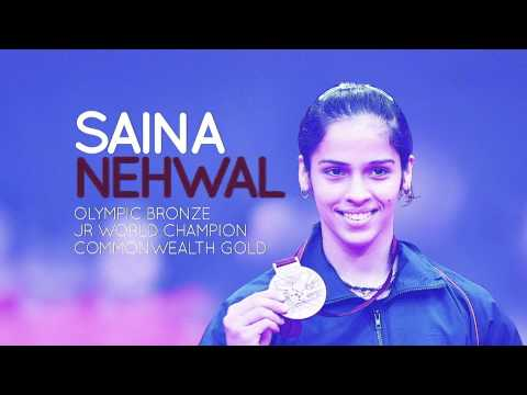 Happy Women's Day - Saina Nehwal Profile