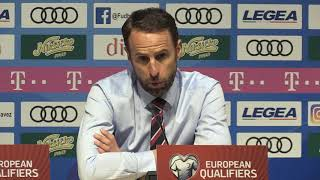 Gareth Southgate 'Saddened' By Racist Abuse Aimed At English players