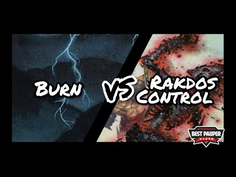 Burn X Rakdos Control