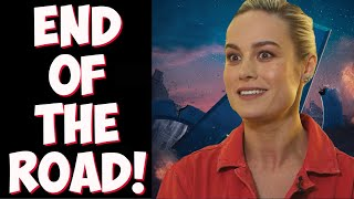 MCU executives sick of Brie Larson?! FORCE The Marvels director off Twitter?! Captain Marvel 2 news!