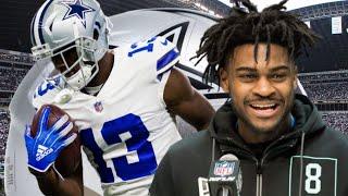 The Dallas Cowboys receiver Michael Gallup break out in 2020 & DB Trevon Diggs Factor