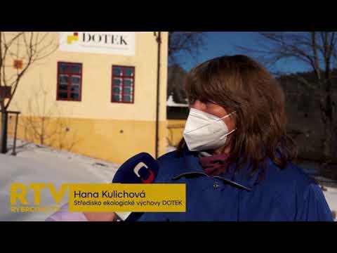 VESELÁ MASOPUSTNÍ STEZKA - tradiční masopustní masky se schovaly po Horním Maršově!