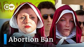 Alabama passes law banning abortion | DW News