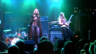 Huntress - The Tower (live)
