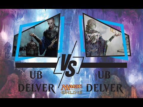 [UB Delver] Cards Realm Pauper Series 1.04 Round 2 vs UB Delver